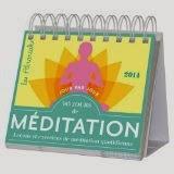 Calendrier Almaniak 365 jours de méditation 2014