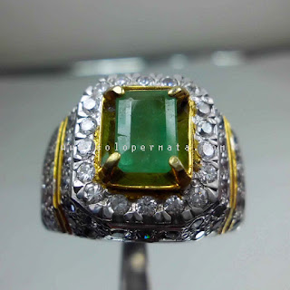 Batu Permata Zamrud Emerald beryl