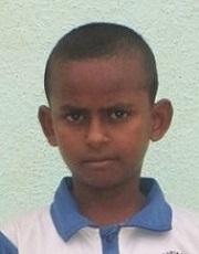 Solomon - India (IN-389), Age 11