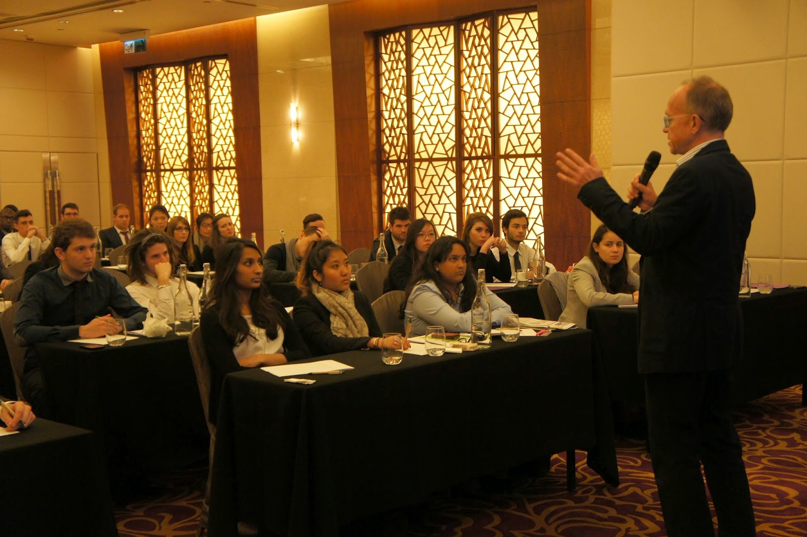 semestre de management interculturel  rencontres professionnelles