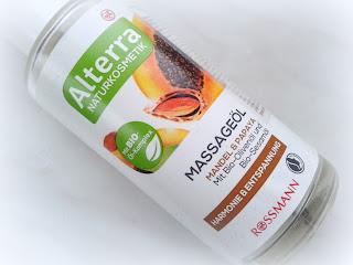 olej alterra migdały i papaja