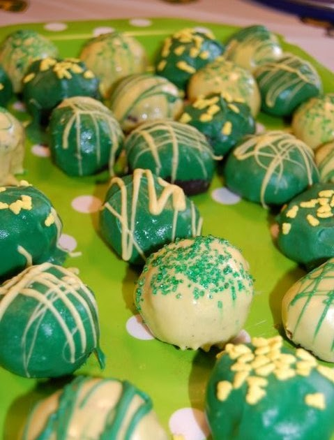 Best Way To Melt Chocolate For Cake Balls