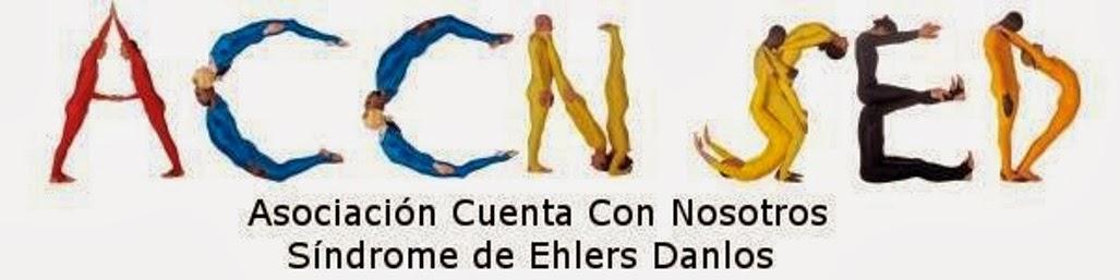 Asociación Cuenta con Nosotros. Síndrome de Ehlers Danlos. (ACCNSED)