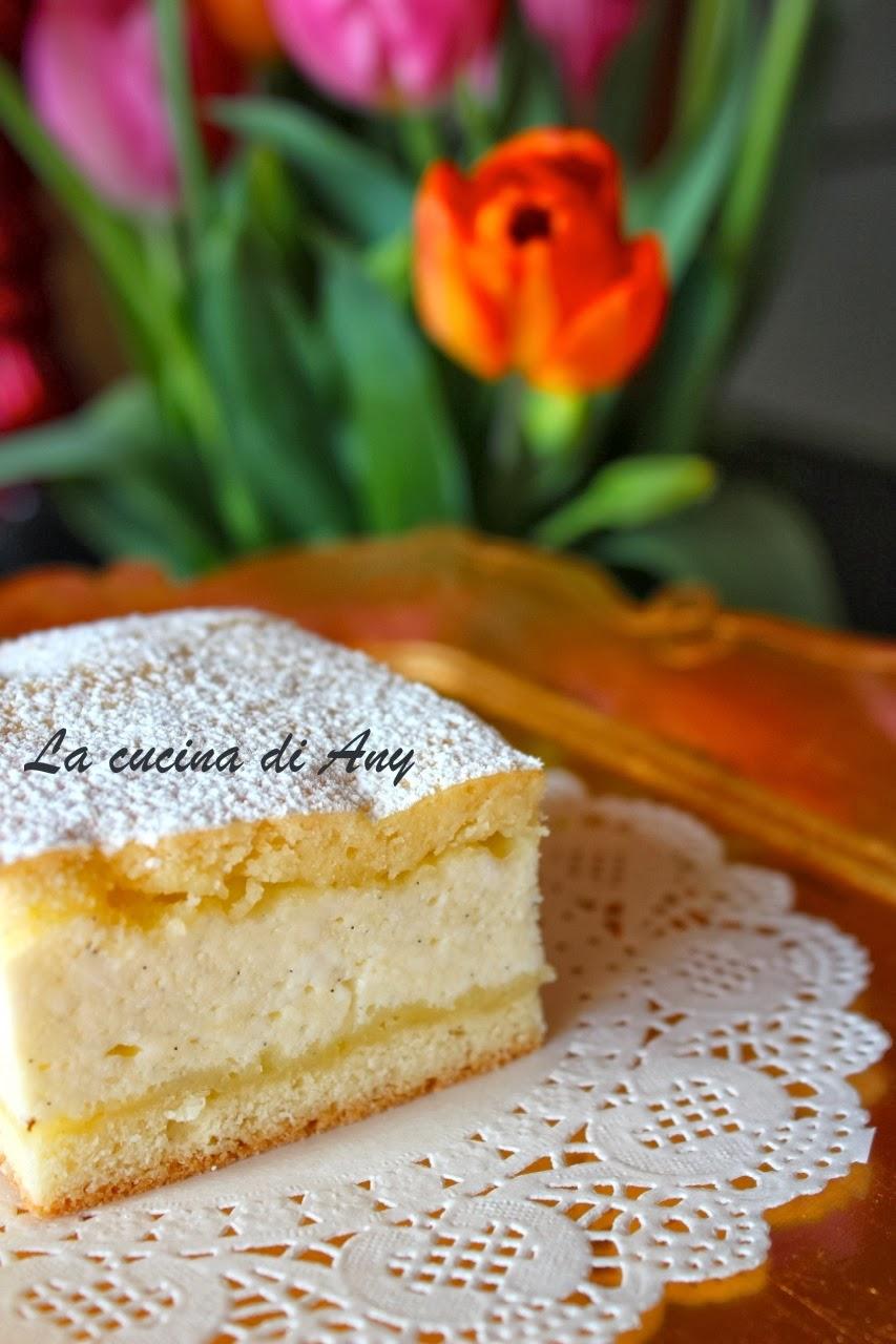 torta alla ricotta - prajitura cu branza