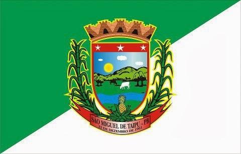A Bandeira Oficial do Município