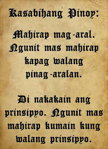 Feature (Tagalog and English)