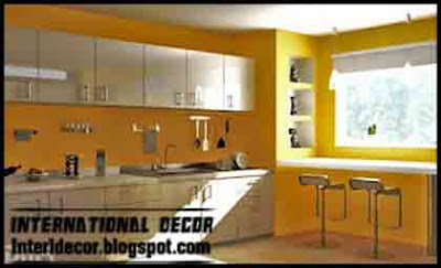 yellow kitchen 2013 Yellow Kitchen Designs 2013   Yellow Kitchen photos 2013