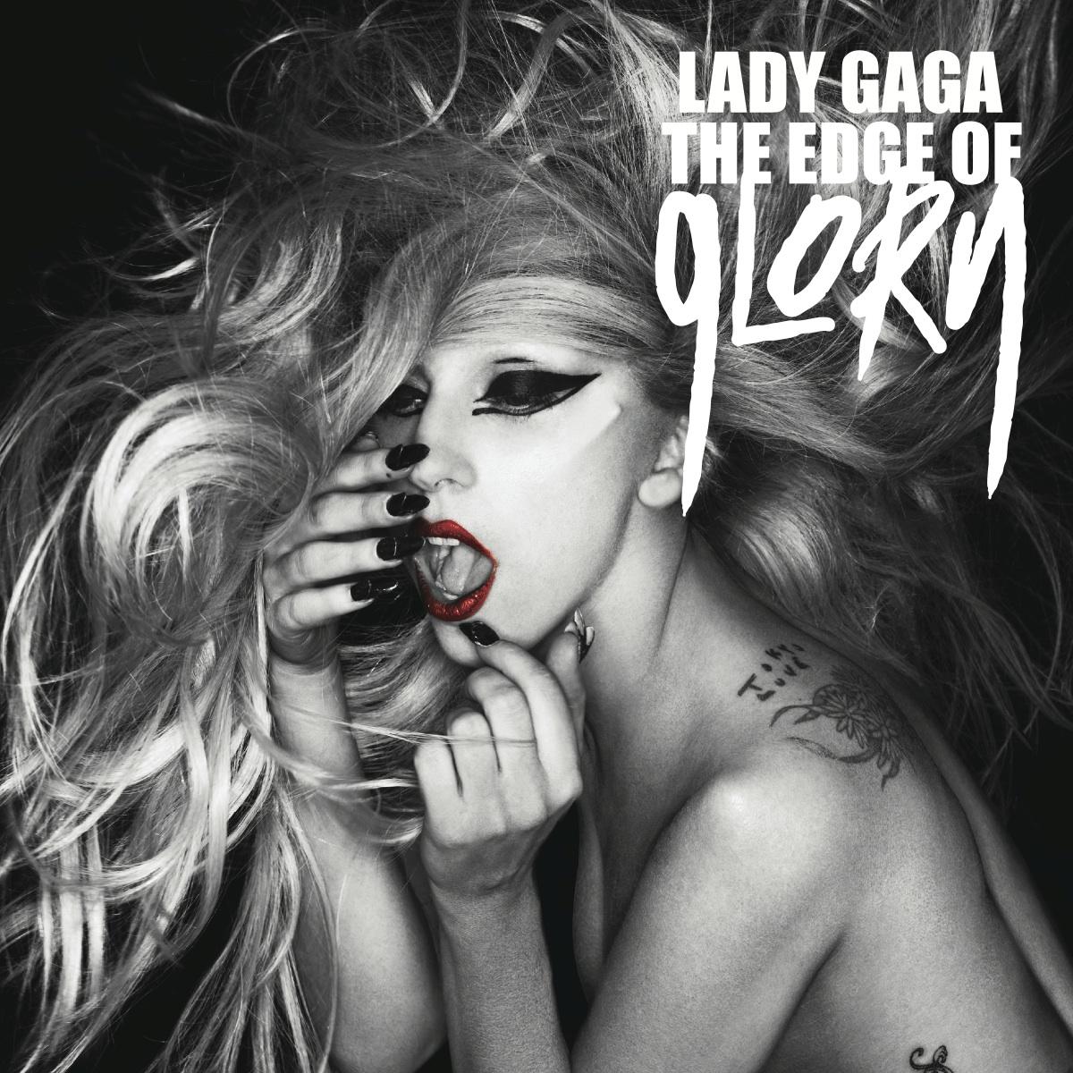 lady gaga on soundtrack edge of glory