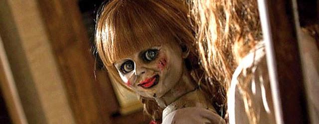 Divulgado teaser trailer do filme Annabelle