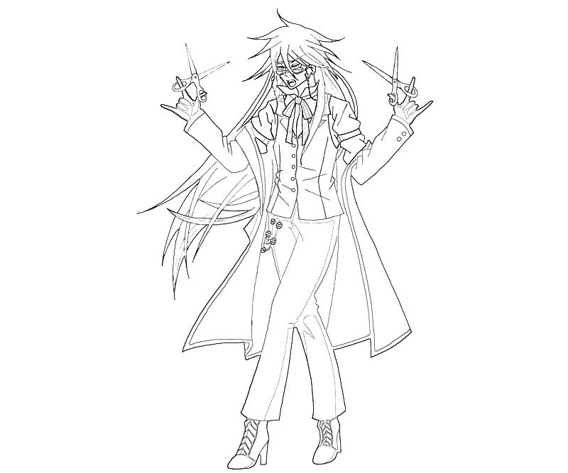 black butler coloring pages 28 images sebastian black butler chibi coloring pages sketch