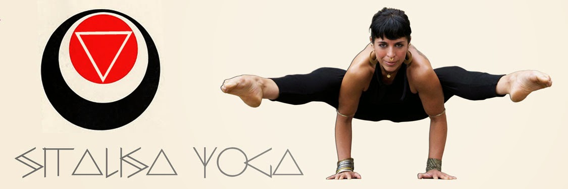 sitalisa yoga ~ musings on the yogic process