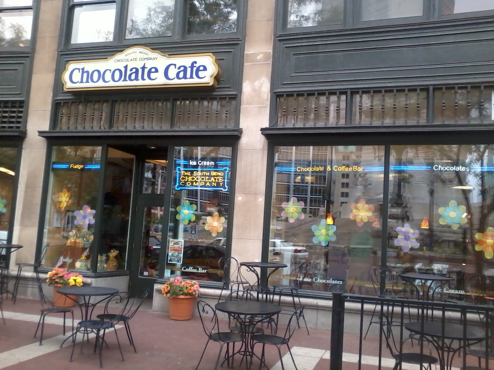 The Chocolate Cult: Chocolate In Indianapolis 2: The Chocolate Cafe