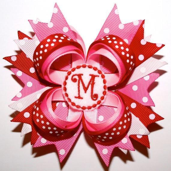 big bows valentine's day