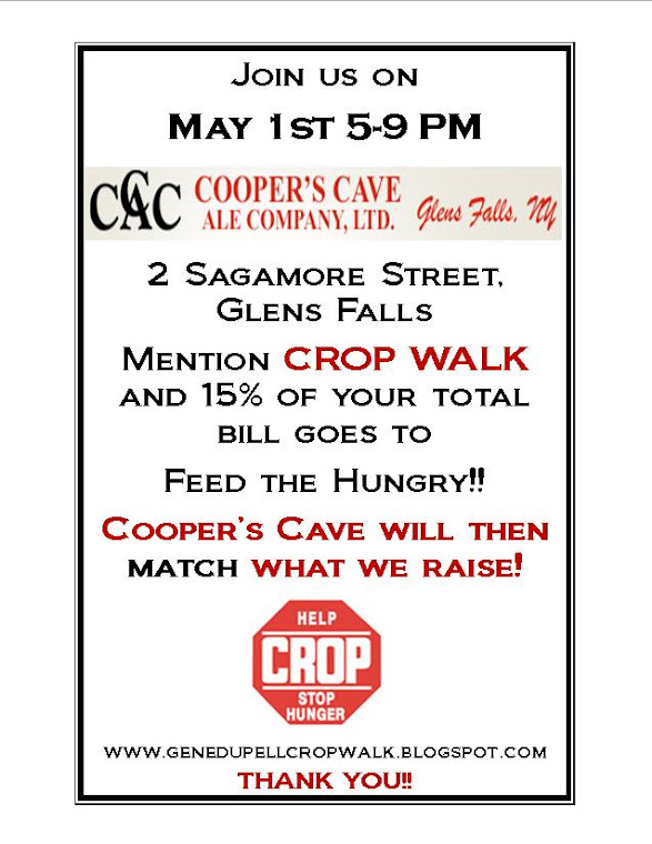 MAY 1ST FUNDRAISER
