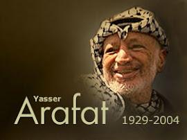 Israel é suspeito de ter envenenado Arafat