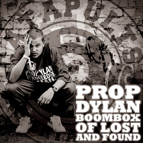 Prop Dylan - Boombox Of Lost And Found (Suecia)