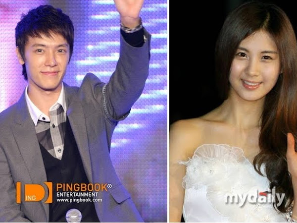 Dreams come true donghae y seohyun dating