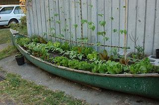 Ideas para Reciclar Barcas, Maceteros y Muebles Reciclados