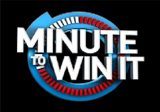 MINUTE TO WIN IT 22 FEBRUARY 2013