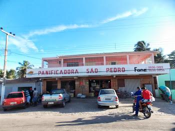 """VENDE-SE A """"PANIFICADORA SÃO PEDRO"""" EM CAIÇARA DO NORTE/RN"""