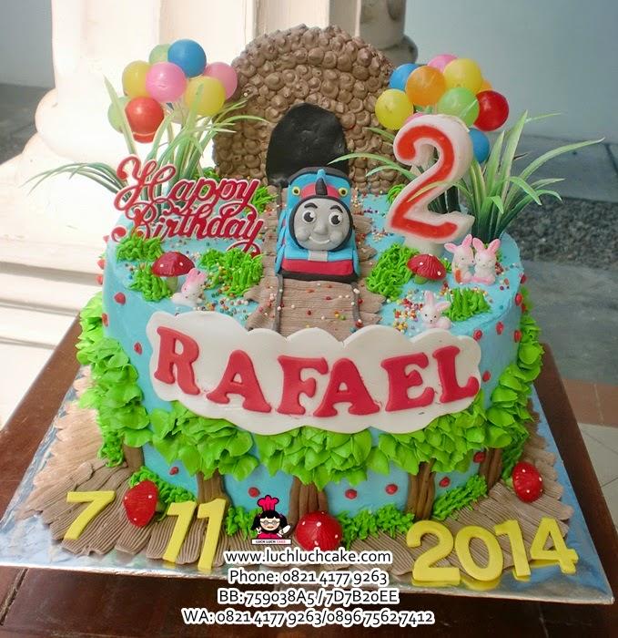 Kue Tart Thomas Lucu Untuk Daerah Surabaya - Sidoarjo