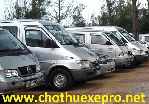 Cho thuê xe du lịch tại Hà Nội giá rẻ