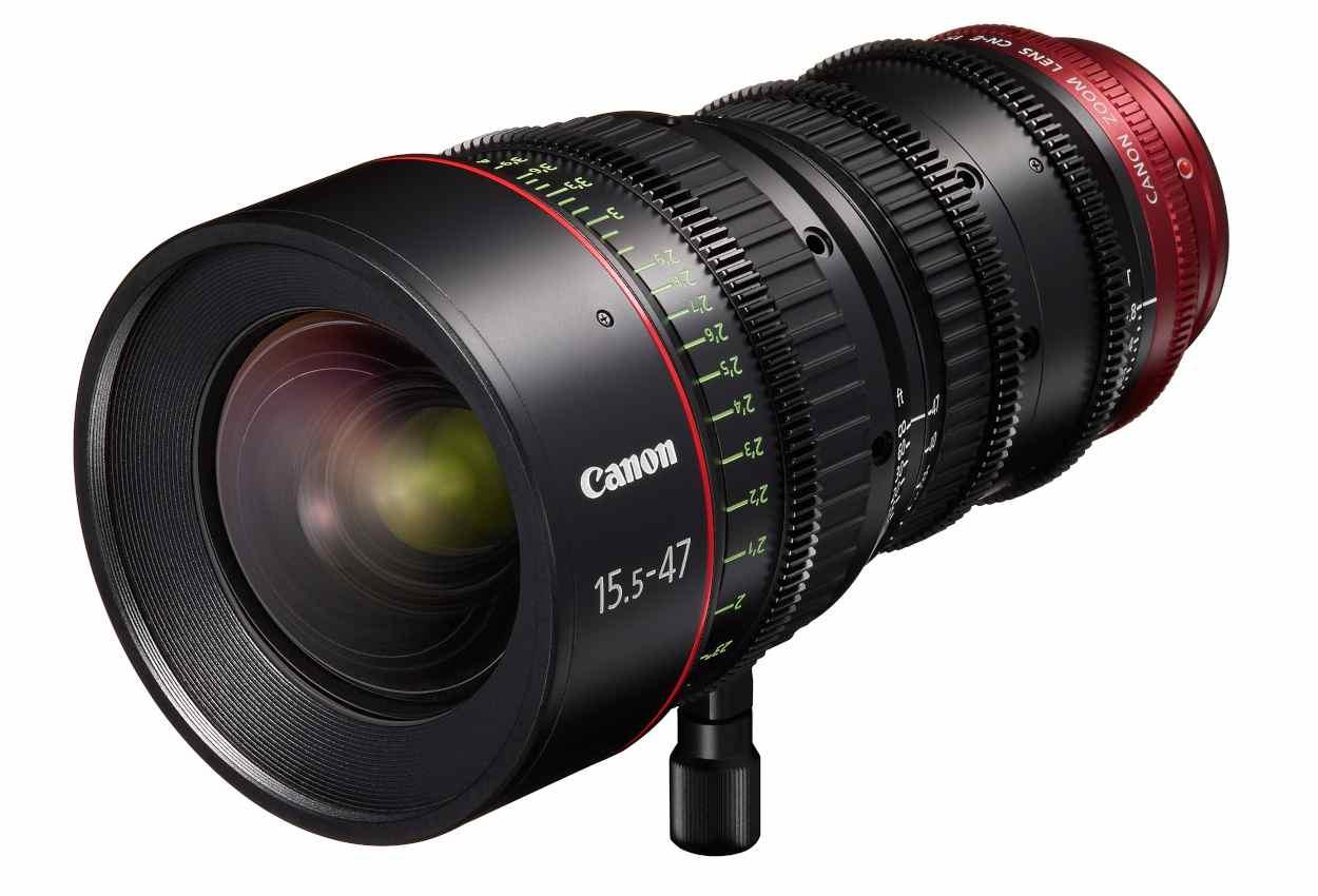 Urbanfox Tv Blog Canon Adds 4 X 4k Cinema Lenses