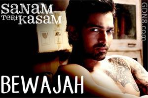 Bewajah Lyrics - Himesh Reshammiya - Sanam Teri Kasam