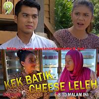 Kek Batik Cheese Leleh Episod 1