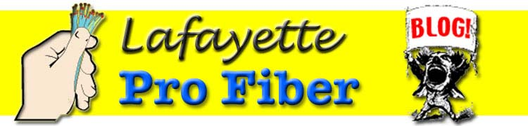 Lafayette Pro Fiber Blog