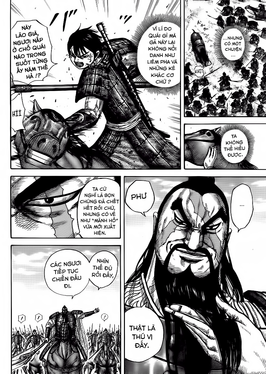 Kingdom – Vương Giả Thiên Hạ (Tổng Hợp) chap 384 page 8 - IZTruyenTranh.com