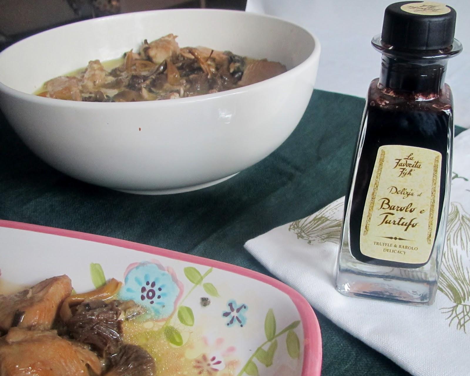 Las recetas de marichu y las mias pollo con setas for Compro casa asiago