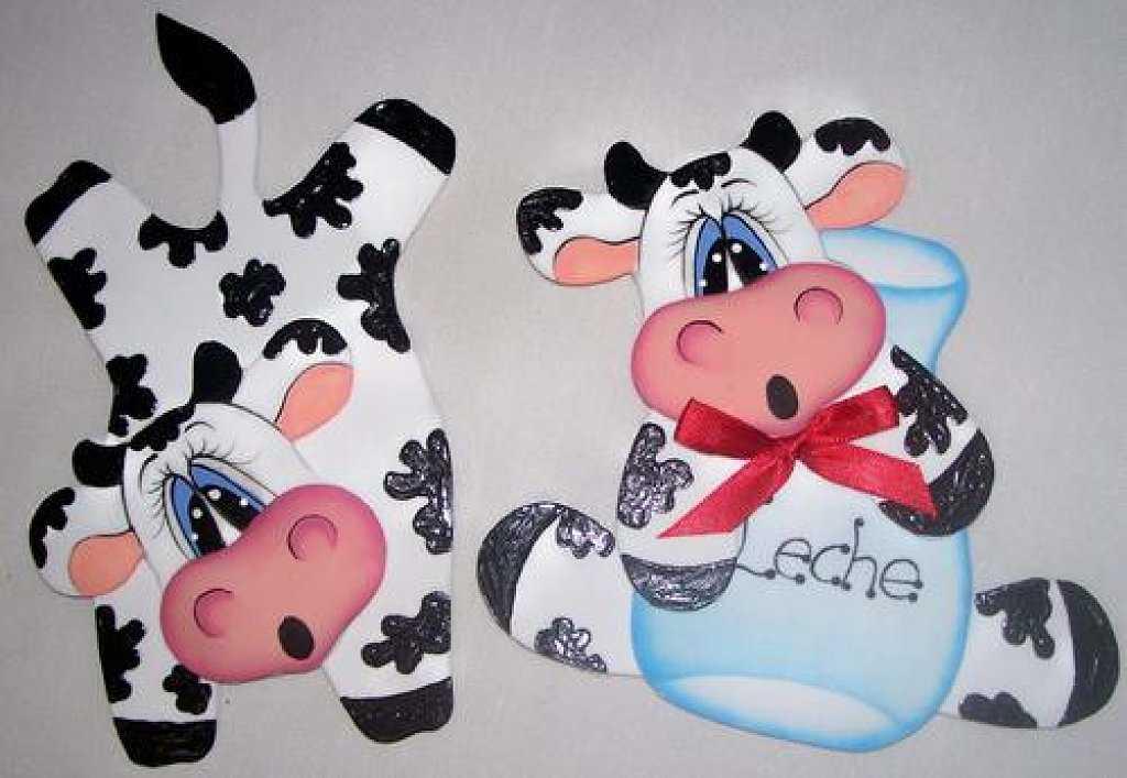 Mundo arte - Decoracion de cocina con vacas ...