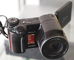 jual kamera bekas malang casio