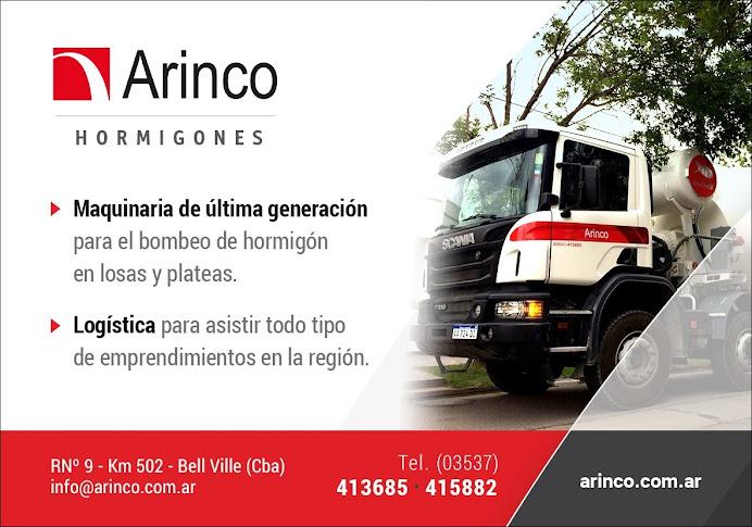 ESPACIO PUBLICITARIO :ARINCO
