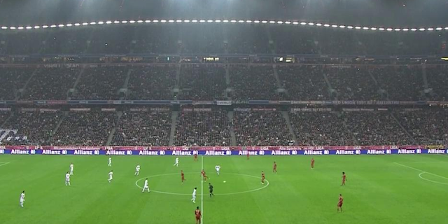 FC Bayern München 1-2 Bayer Leverkusen