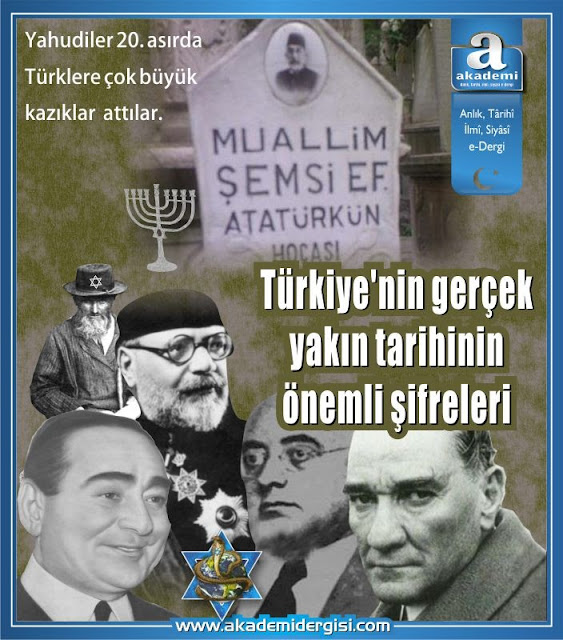 Türkiye'nin gerçek yakın tarihinin önemli şifreleri: Türkiye'yi kim kurdu?