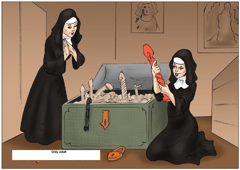 Распутная монашка смотреть онлайн 23 фотография