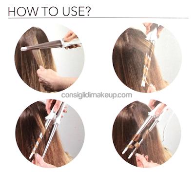 istruzioni uki multi curl
