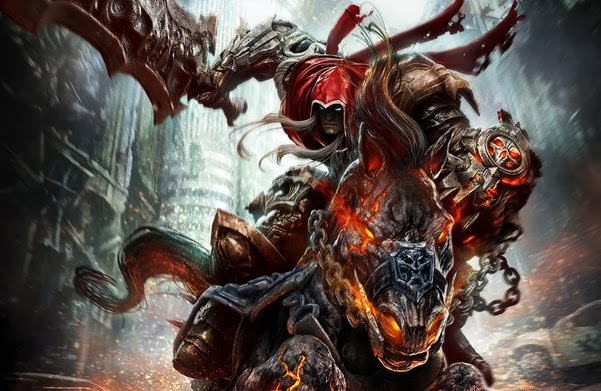 Gameplay Darksiders for PC