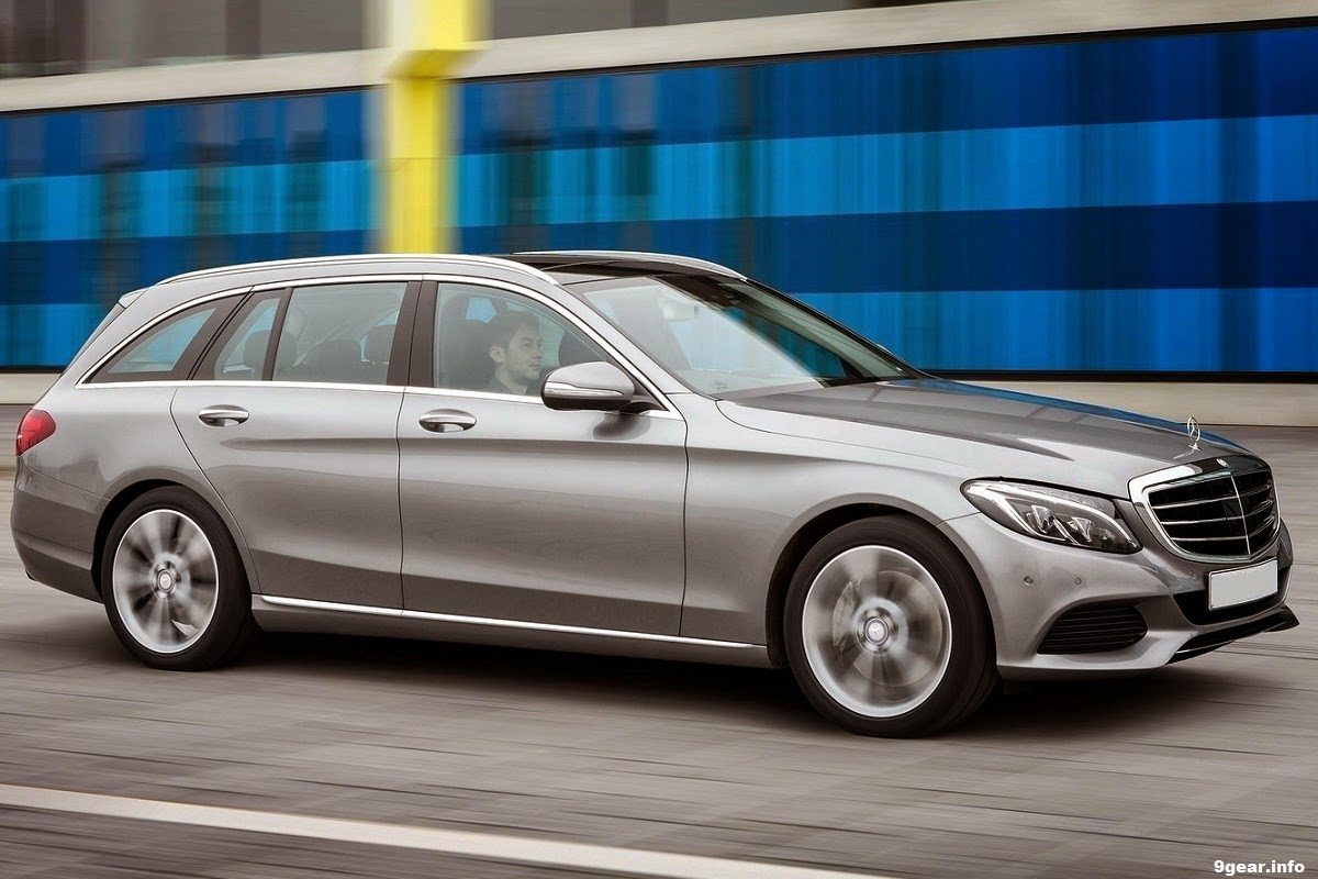 2016 Mercedes-Benz C350 Plug-In Hybrid Estate | Car Reviews | New ...