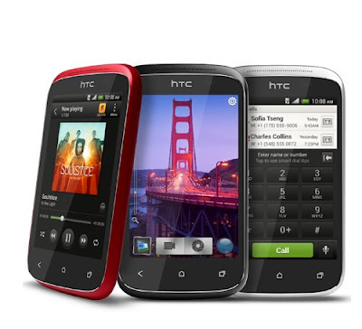 HTC Desire C - C stands for cheap