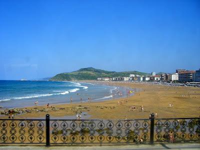 Beach of Zarautz