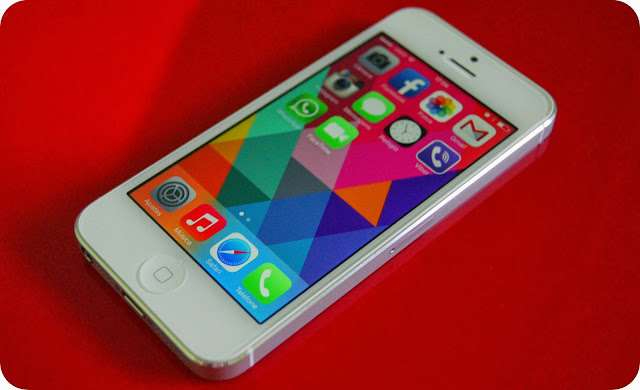 Iphone 5 e iOS 7 o que tem de novo