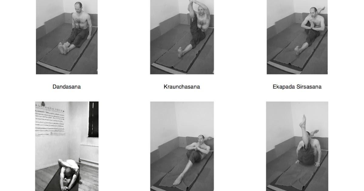 vinyasa krama five unique sequences pdf