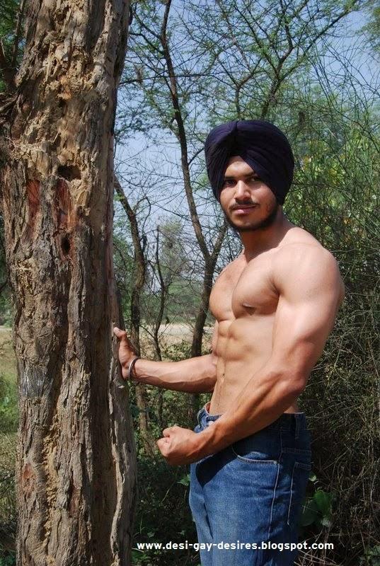 Desi Gay Desires: Turban Hunk