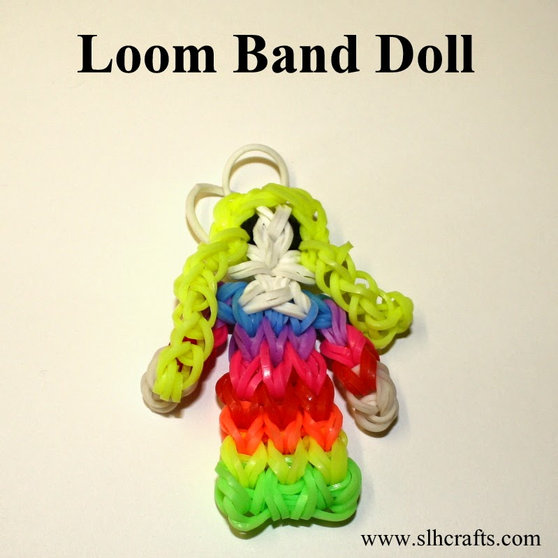 loom band doll