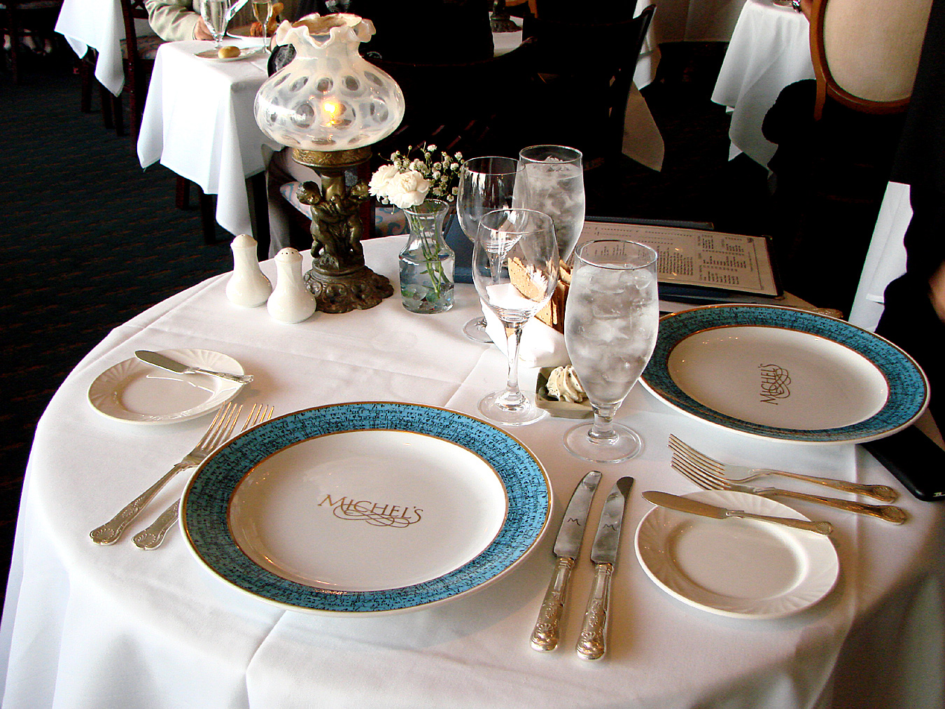 Restaurant table setting ideas - Restaurant Tables