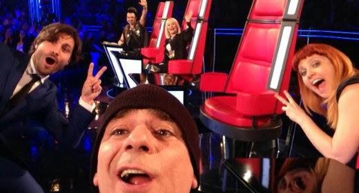selfie carrà