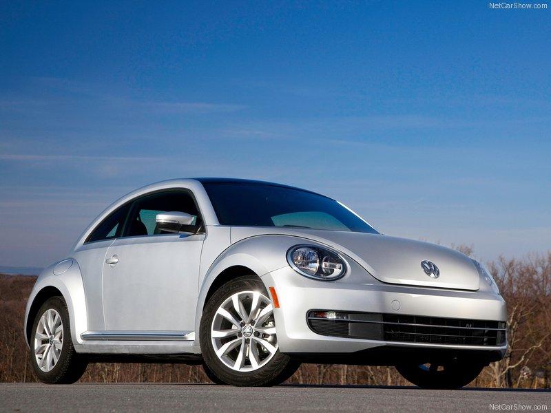 Gambar Volkswagen Beetle TDI 2013